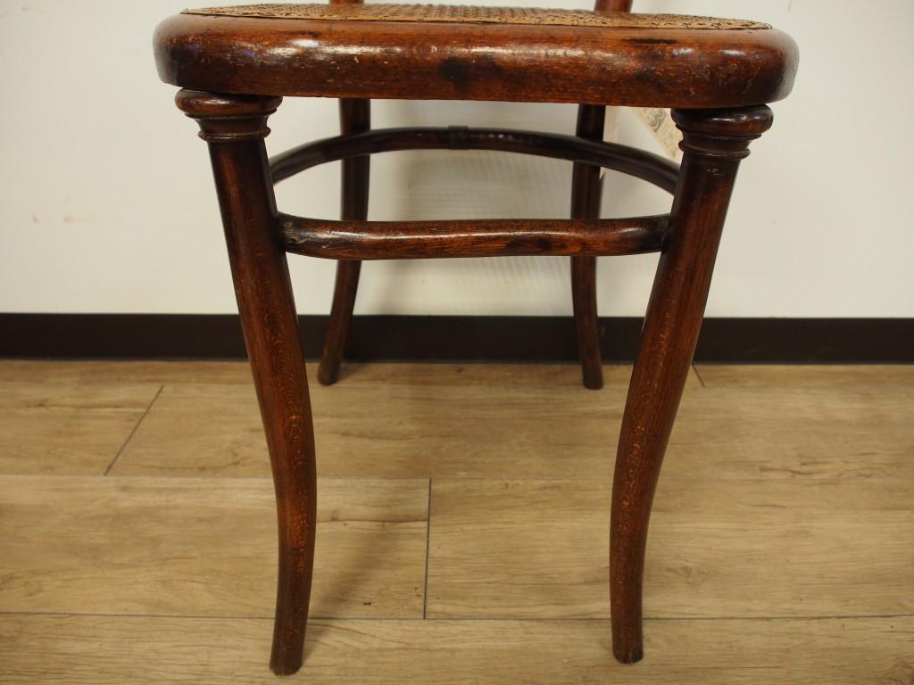 アンティーク家具 ベントウッドチェア 曲げ木 イス 椅子 ラタン カフェ カントリー ツインアンティークス 大阪