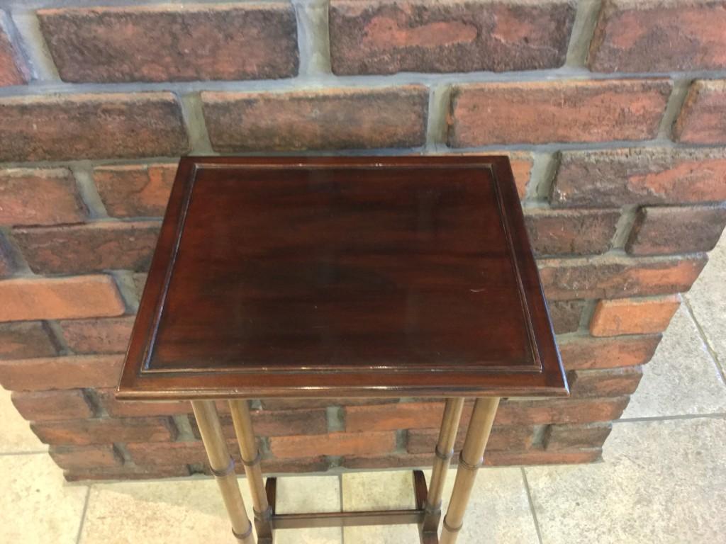 ④一番小さいテーブルの天板画像