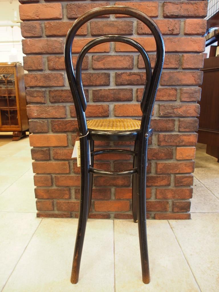 アンティーク家具 ベントウッドチェア キッズチェア 子供用椅子 ハイスツール ツインアンティークス 大阪