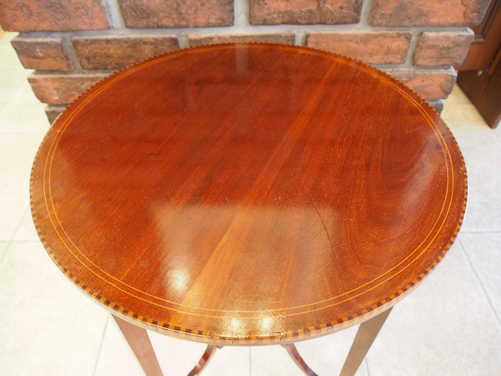 アンティーク家具 アンティーク サイドテーブル テーブル ティーテーブル ベッドサイド ツインアンティークス 大阪