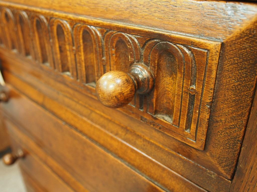 アンティーク家具 アンティーク チェスト 引き出し 収納 箪笥 ツインアンティークス