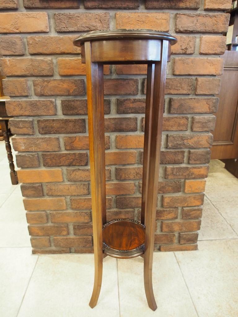 アンティーク家具 アンティーク フラワースタンド 花台 玄関 ランプ ツインアンティークス