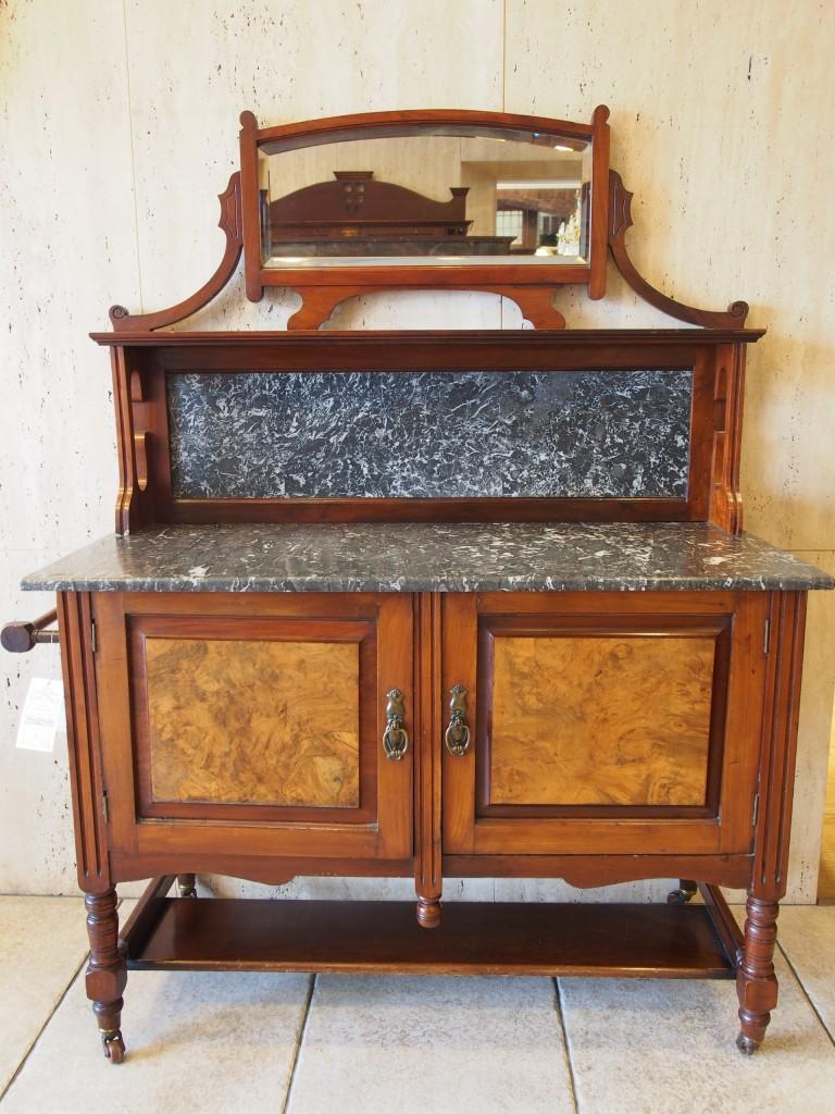 アンティーク家具 アンティーク ウォッシュスタンド ウォッシングスタンド 洗面台 ツインアンティークス