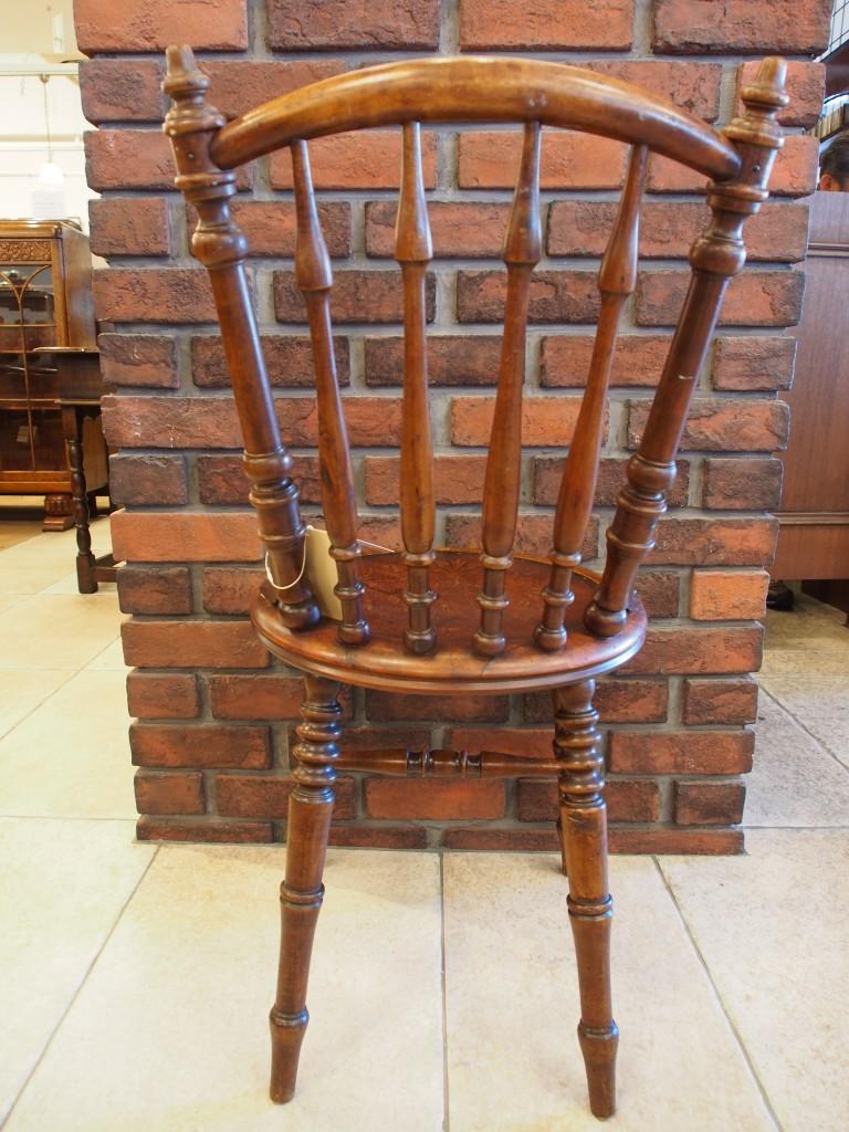 アンティーク家具 アンティーク ベントウッドチェア スピンドルバック チェア 椅子 ツインアンティークス