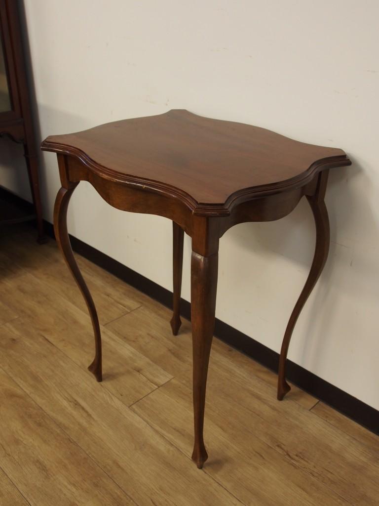 アンティーク家具 サイドテーブル ティーテーブル ウィンドウテーブル オケージョナルテーブル ツインアンティークス