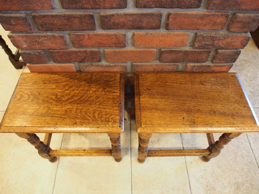 アンティーク家具 アンティーク スツール 椅子 玄関 ツインアンティークス