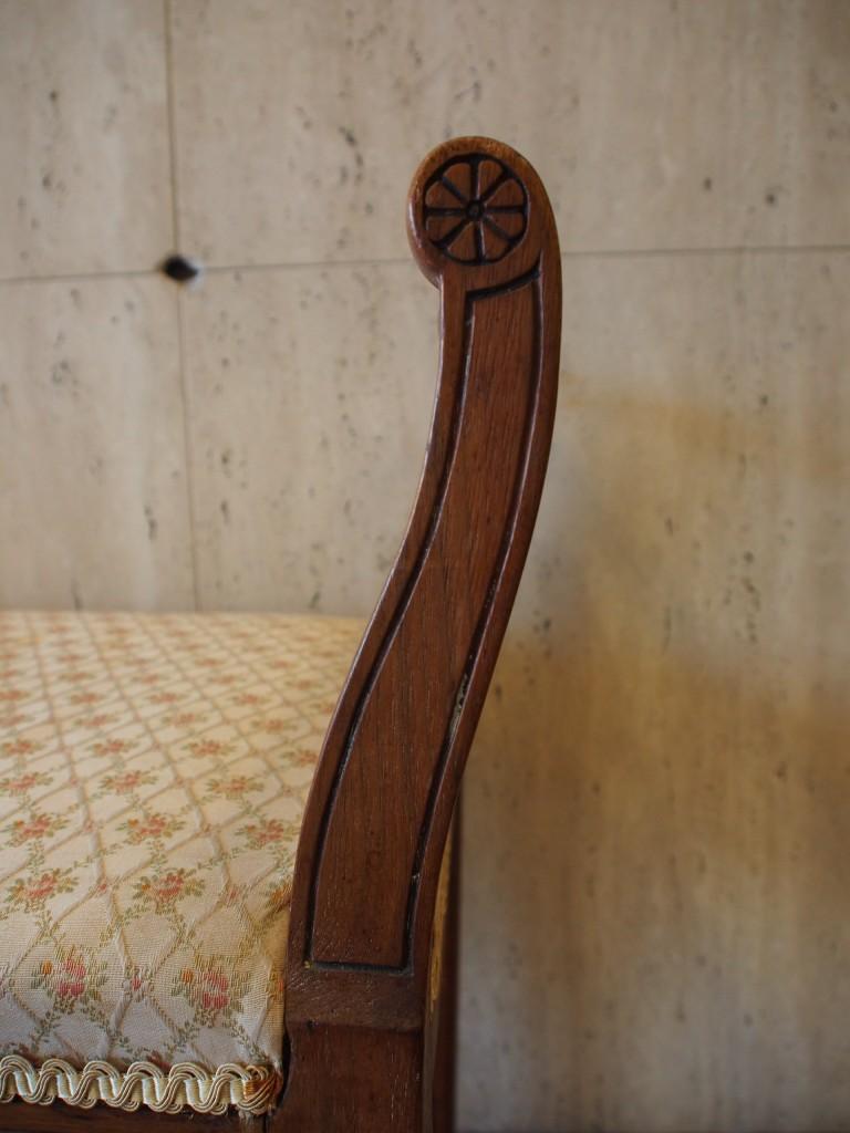 アンティーク家具 アンティーク ベンチ ソファ シート 玄関 ツインアンティークス