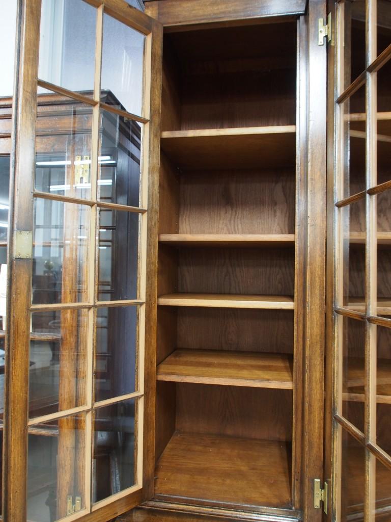 アンティーク家具 ブックケース 本棚 書斎 ティッチマーシュ イプスウィッチ 収納 リビング収納 ツインアンティークス
