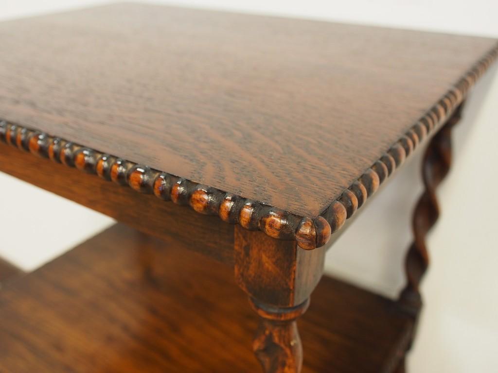 アンティーク家具 アンティーク サイドテーブル オケージョナルテーブル ベッドサイド キッチンワゴン ツインアンティークス