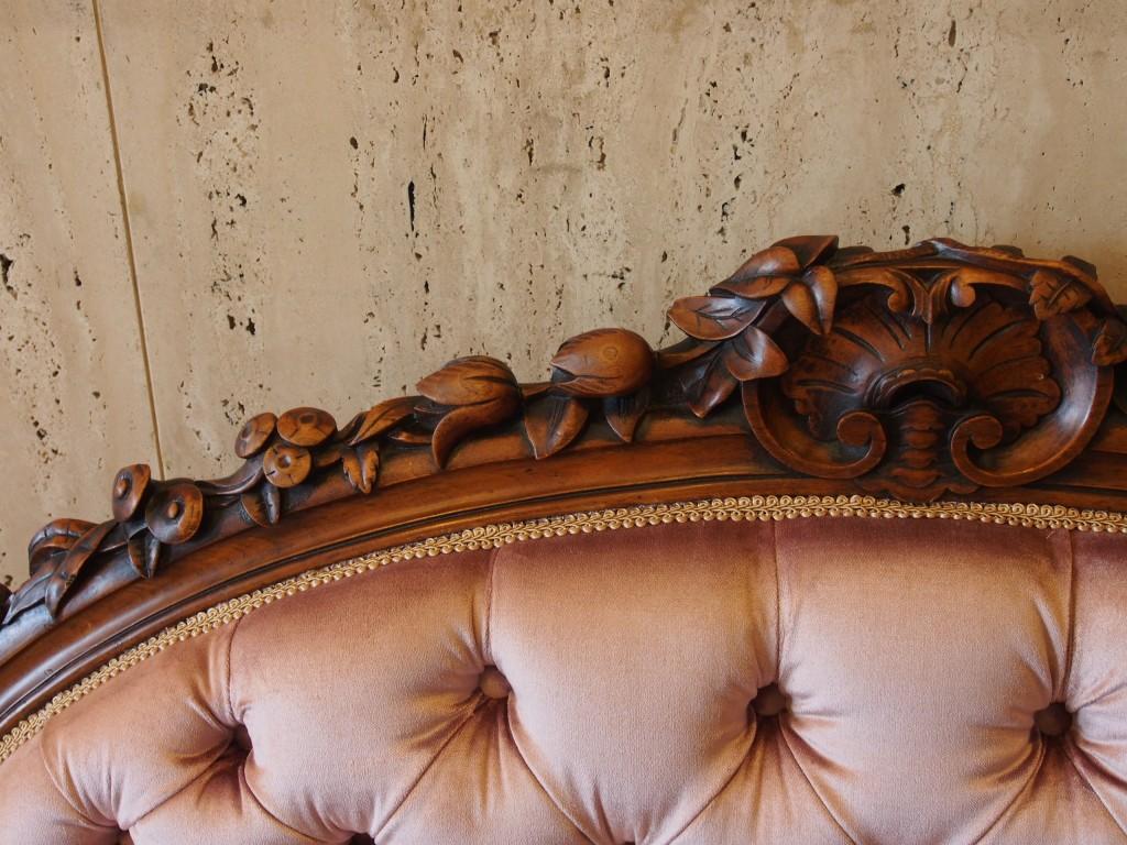 アンティーク家具 アンティークソファ フレンチソファ 西欧アンティーク twin antiques TWIN ANTIQUES アンティークショップ ヴィンテージ アンティークファニチャー アンティーク家具大阪