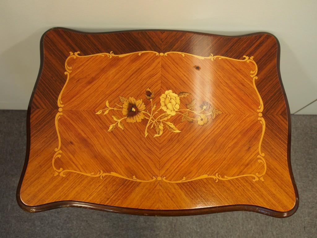 アンティーク家具 アンティーク ネストテーブル サイドテーブル マーケットリー キングウッド ソファテーブル ツインアンティークス