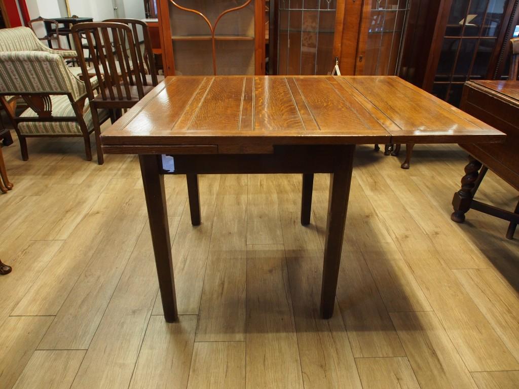 アンティーク家具 アンティーク ドローリーフテーブル テーブル ダイニングテーブル 伸縮式テーブル ツインアンティークス