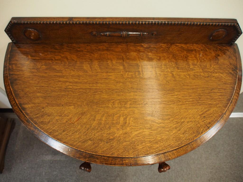 アンティーク家具 アンティーク コンソールテーブル ホールテーブル サイドテーブル ベッドサイドテーブル 玄関 ツインアンティークス