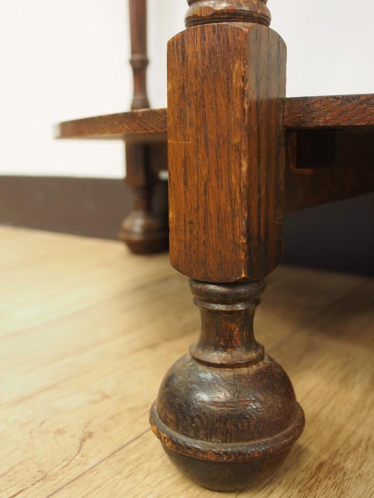 アンティーク家具 アンティーク コンソールテーブル ホールテーブル サイドテーブル ツインアンティークス