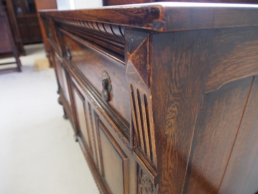 アンティーク家具 アンティーク サイドボード 収納 ツインアンティークス