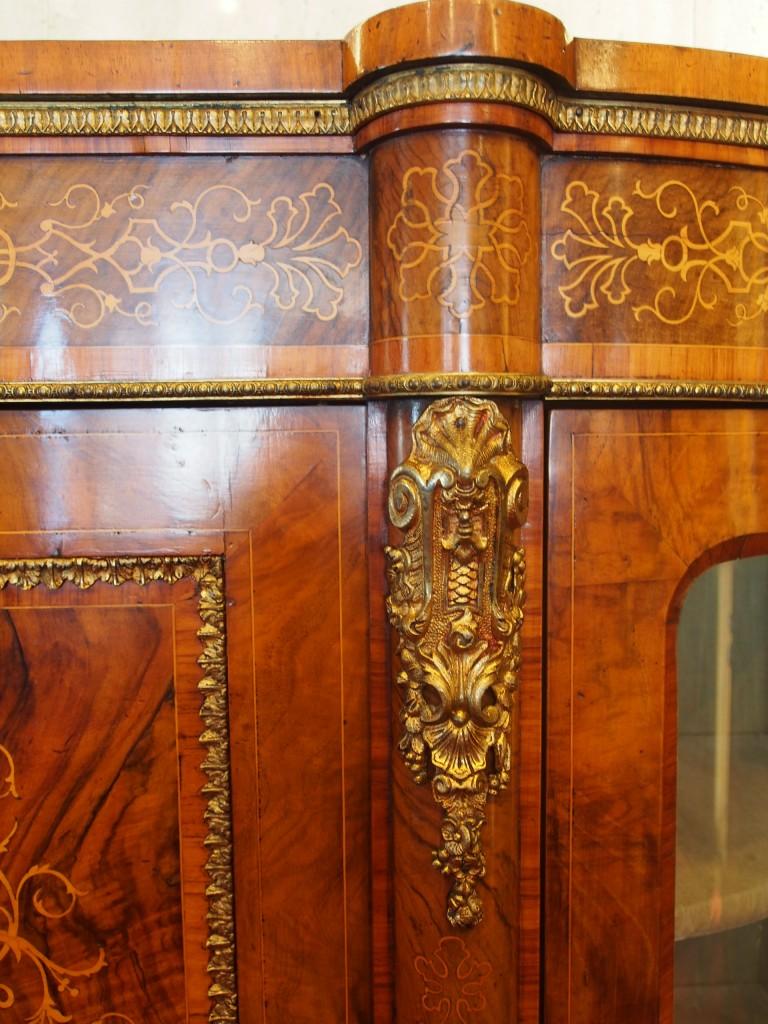 アンティーク家具 クレデンツァ キャビネット アンティークファニチャー アンティークショップ 英国アンティーク 西欧アンティーク ツイン アンティークス TWIN ANTIQUES イギリスアンティーク家具