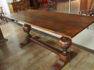 アンティーク家具 アンティーク リフェクトリーテーブル テーブル ダイニングテーブル ツインアンティークス
