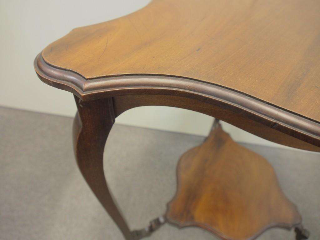 アンティーク家具 アンティーク マホガニー テーブル ウィンドウテーブル ティーテーブル サイドテーブル ツインアンティークス