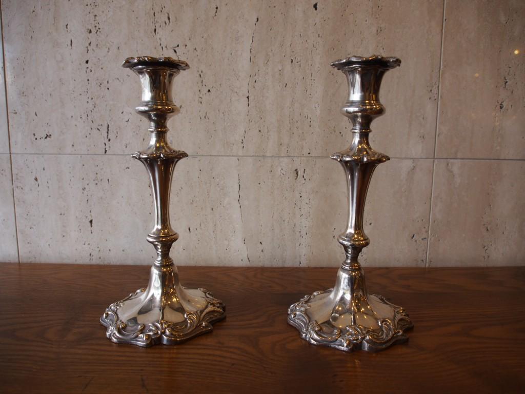 アンティーク家具 アンティーク キャンドルスタンド キャンドルホルダー 燭台 キャンドル ツインアンティークス