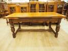 アンティーク家具 アンティーク ダイニングテーブル ドローリーフテーブル テーブル ツインアンティークス