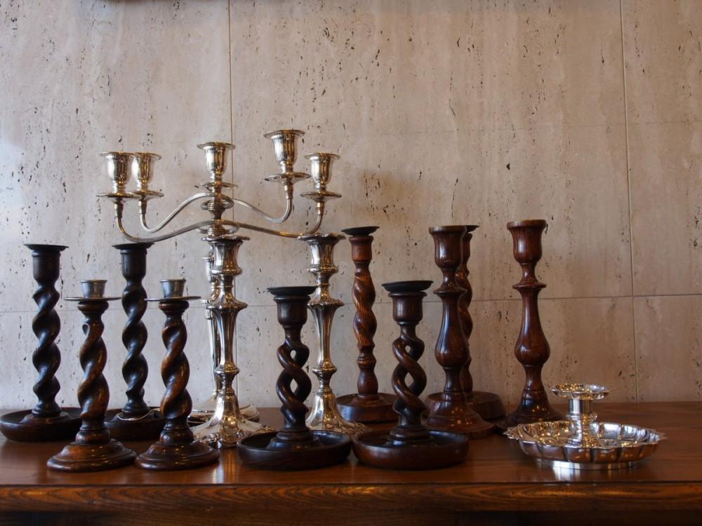 アンティーク家具 アンンティーク キャンドルスタンド キャンドルホルダー 燭台 キャンドル