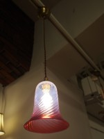アンティーク家具 アンティーク ウランガラス バセリンガラス アンティークペンダントランプ アンティーク照明 ペンダントランプ ツインアンティークス