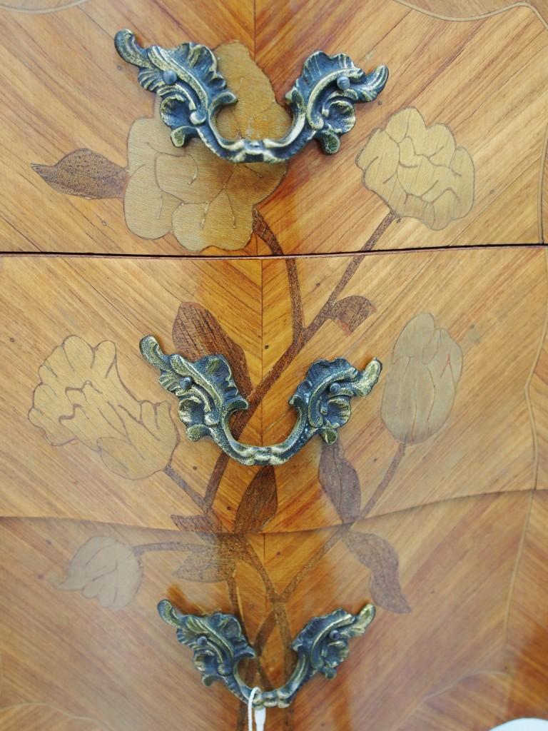 アンティーク家具 アンティーク ベッドサイドキャビネット 玄関 花台 サイドテーブル 大理石 ツインアンティークス