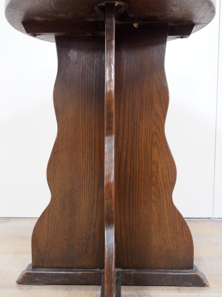 アンティーク家具 アンティーク パブテーブル テーブル サイドテーブル ティーテーブル ツインアンティークス
