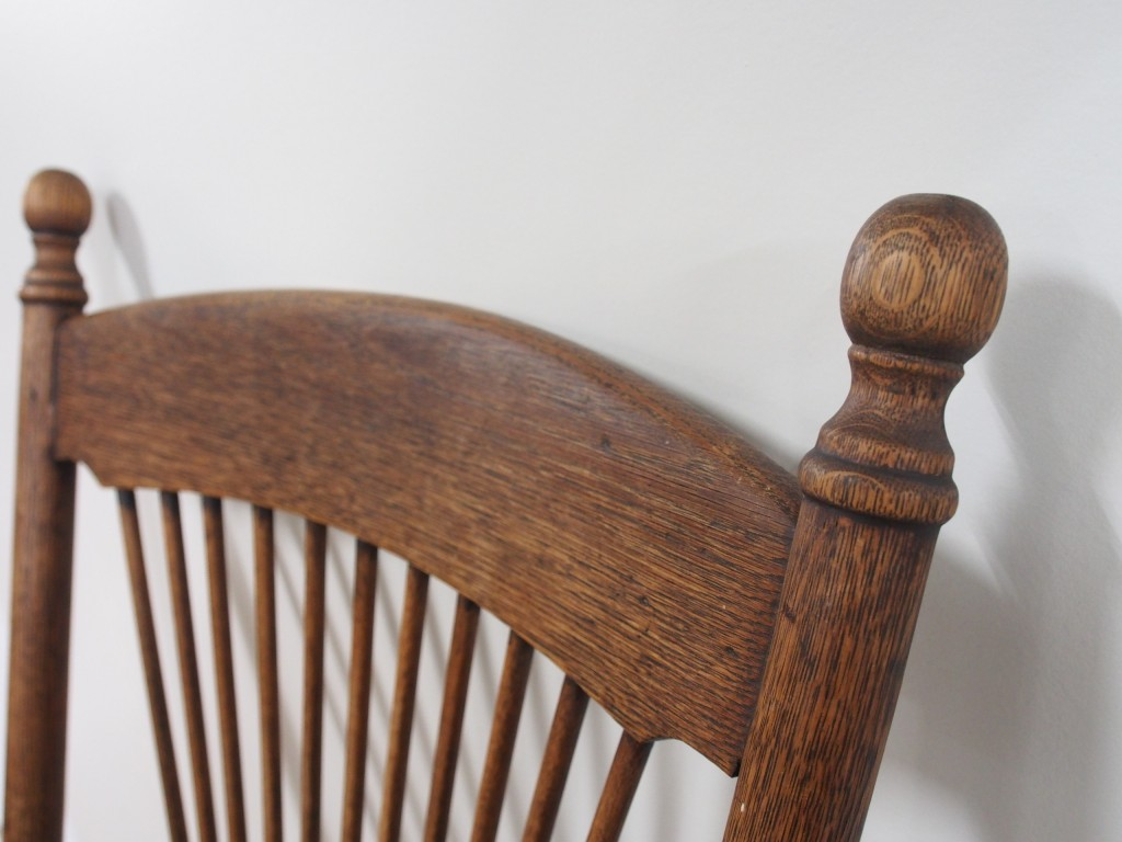 アンティーク家具 アンティーク チェア アメリカンウィンザーチェア ハイバックチェア イス 椅子 ツインアンティークス