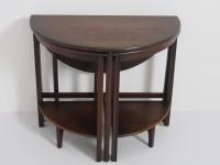 アンティーク家具 アンティーク ネストテーブル コーヒーテーブル ソファテーブル サイドテーブル ツインアンティークス