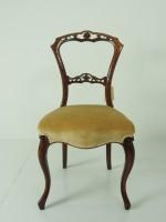 アンティーク家具 アンティーク ヴィクトリアンチェア サロンチェア 椅子 チェア ツインアンティークス