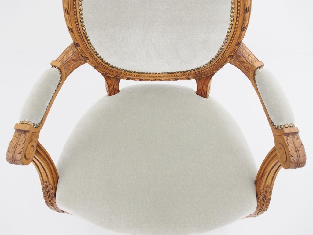 アンティーク家具 アンティーク アームチェア 一人掛けチェア 椅子 ツインアンティークス