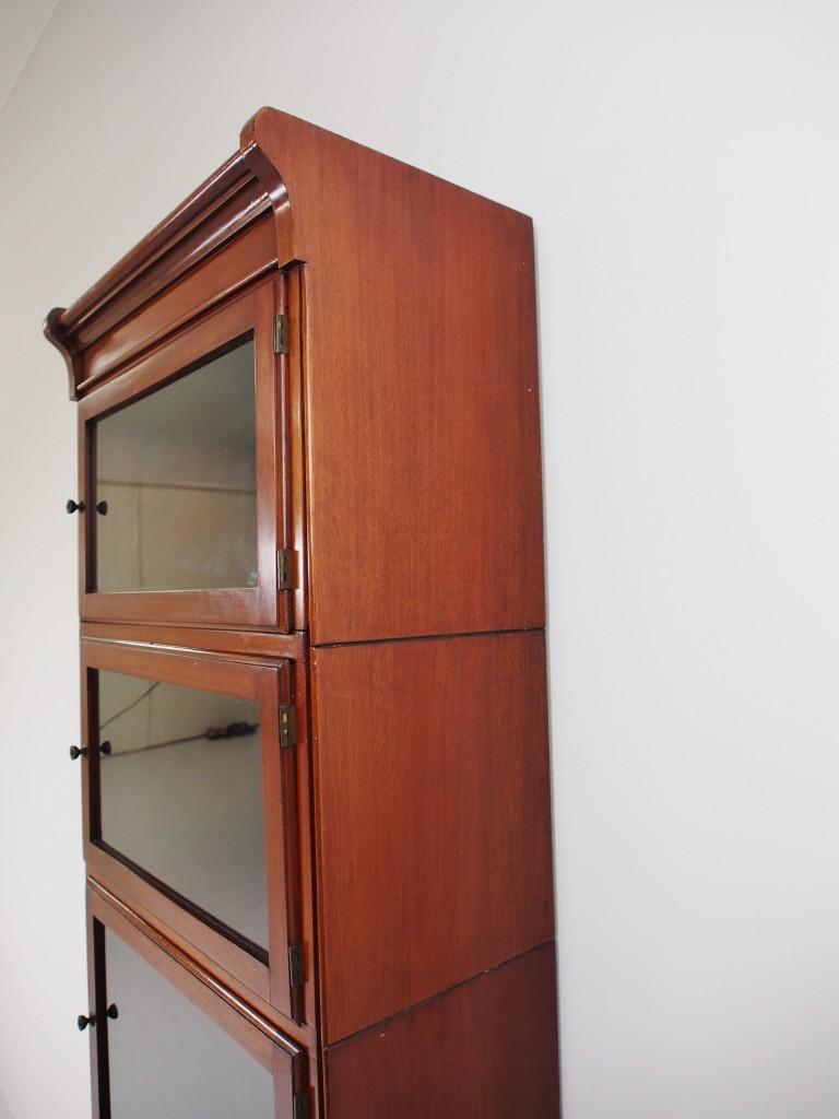 アンティーク家具 アンティーク スタッキングブックケース ブックケース 収納 本棚 ツインアンティークス