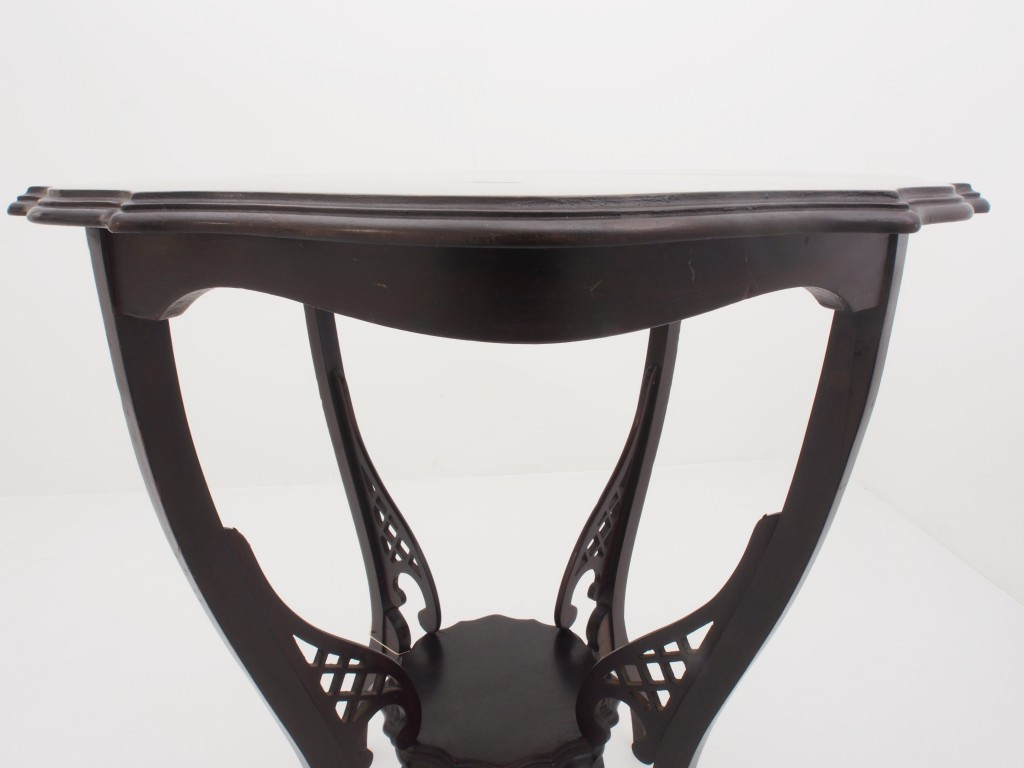 アンティーク家具 アンティーク ウィンドウテーブル サイドテーブル ティーテーブル ツインアンティークス