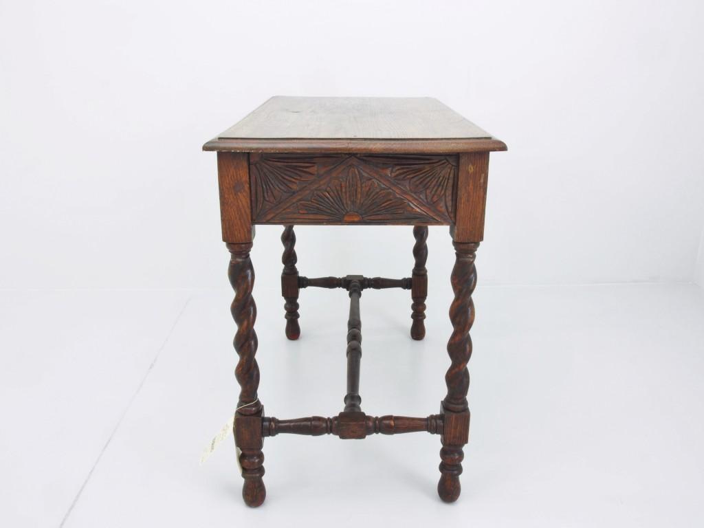 アンティーク家具 アンティーク サイドテーブル コンソール ホールテーブル ミニデスク ツインアンティークス