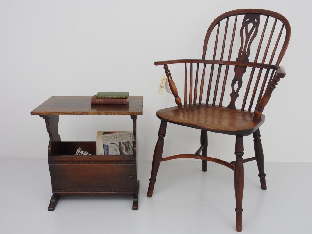 アンティーク家具 アンティーク マガジンラック コーヒーテーブル ミニテーブル サイドテーブル ツインアンティークス