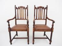 アンティーク家具 アンティーク ダイニングアームチェア チェア 椅子 ツインアンティークス