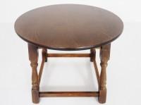 アンティーク家具 アンティーク コーヒーテーブル ラウンドテーブル ソファテーブル ツインアンティークス