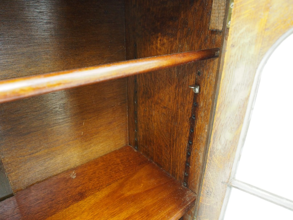棚板は細かく調整できます。