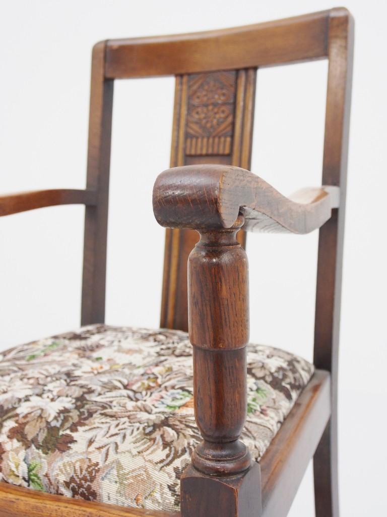 アンティーク家具 アンティーク チェア アームチェア 肘掛け椅子 椅子 イス ツインアンティークス