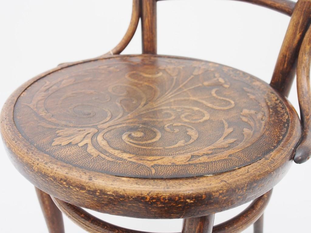 アンティーク家具 アンティーク ベントウッドチェア チェア 椅子 曲げ木 カントリーチェア ツインアンティークス