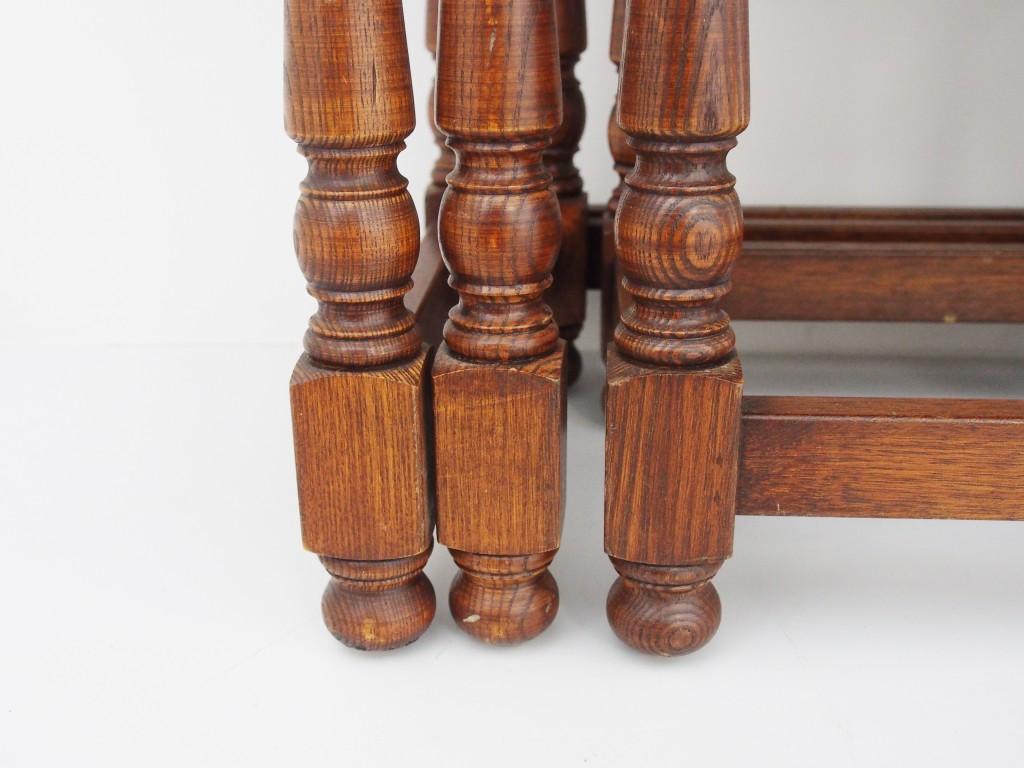 アンティーク家具 アンティーク ネストテーブル サイドテーブル ソファテーブル コーヒーテーブル ツインアンティークス