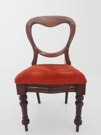 アンティーク家具 アンティーク ヴィクトリアンチェア マホガニー チューダー チェア 椅子 ツインアンティークス