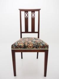 アンティーク家具 アンティーク チェア ダイニングチェア マホガニーチェア 椅子 チェア ツインアンティークス