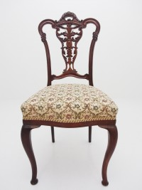 アンティーク家具 アンティーク ヴィクトリアンチェア イス アンティークチェア チェア 椅子 ツインアンティークス