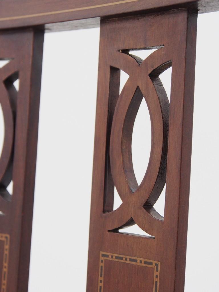 アンティーク家具 アンティーク チェアダイニングチェア マホガニー ツインアンティーク ツインアンティークス