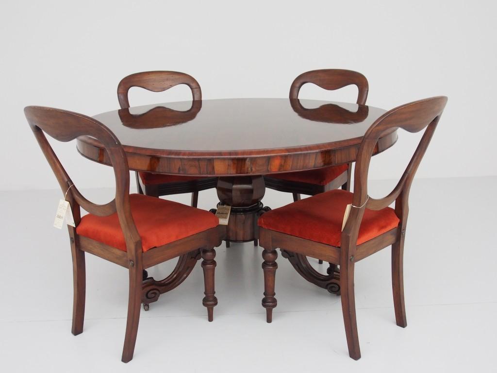 アンティーク家具 アンティーク ブレックファストテーブル ブレックファーストテーブル ティルトトップ ローズウッド ROSEWOOD ツインアンティークス