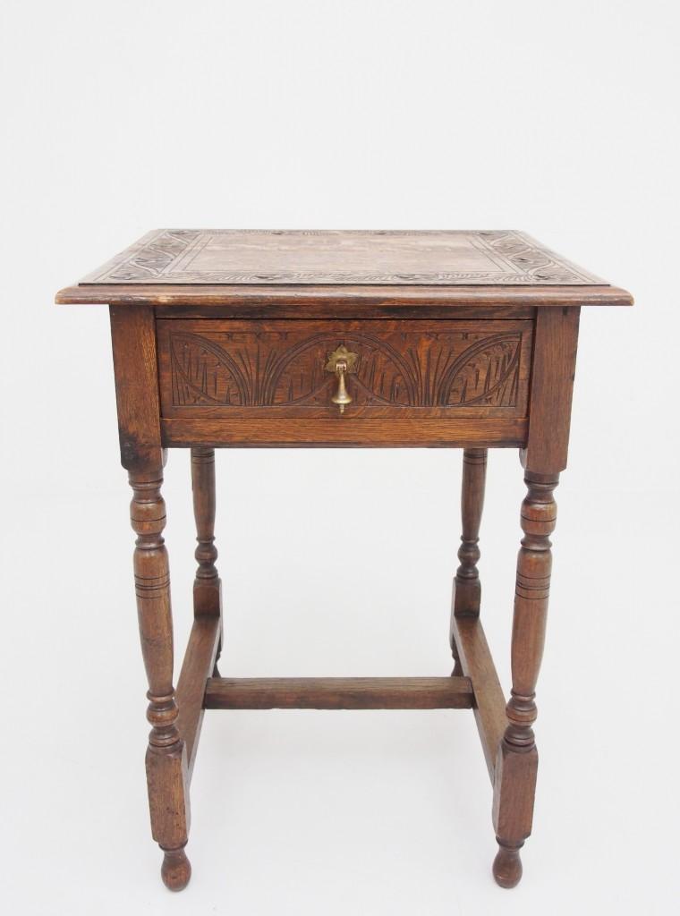 サイドテーブル / 18010406027