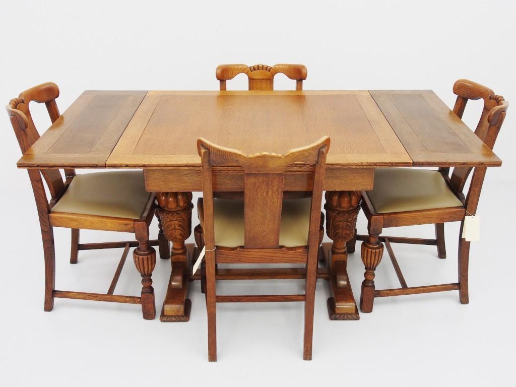 組合わせ例:Drawleaf Table 【Item №1504-03-02-174 】