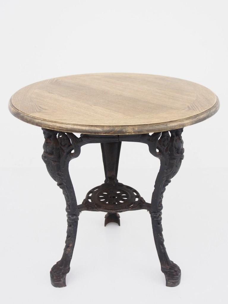 アンティーク家具 アンティーク パブテーブル テーブル サイドテーブル ガーデンテーブル ツインアンティークス